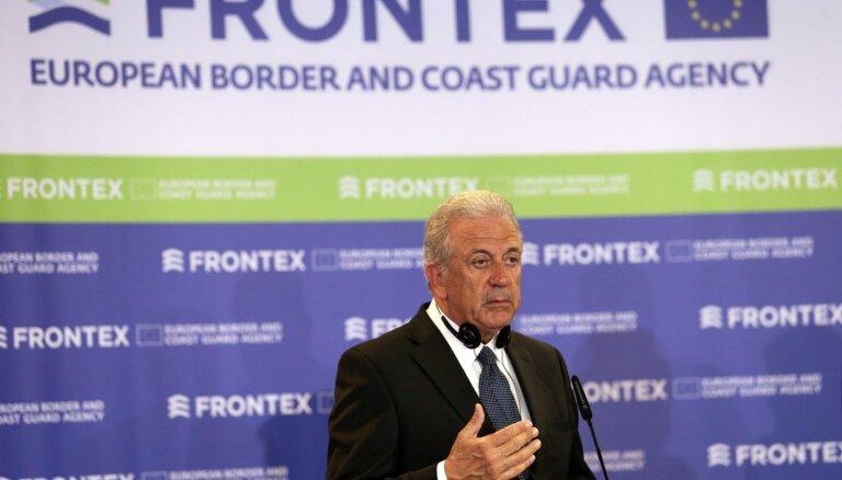 'Frontex' sāk savu pirmo misiju ārpus ES