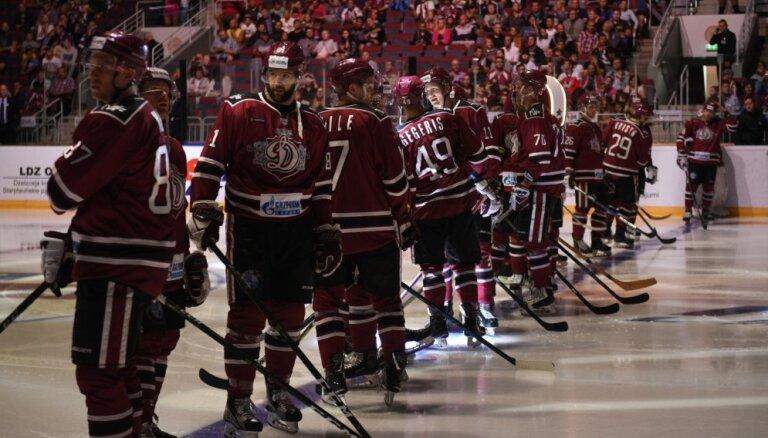Сегодня стартует хоккейный турнир на Кубок Латвийской железной дороги
