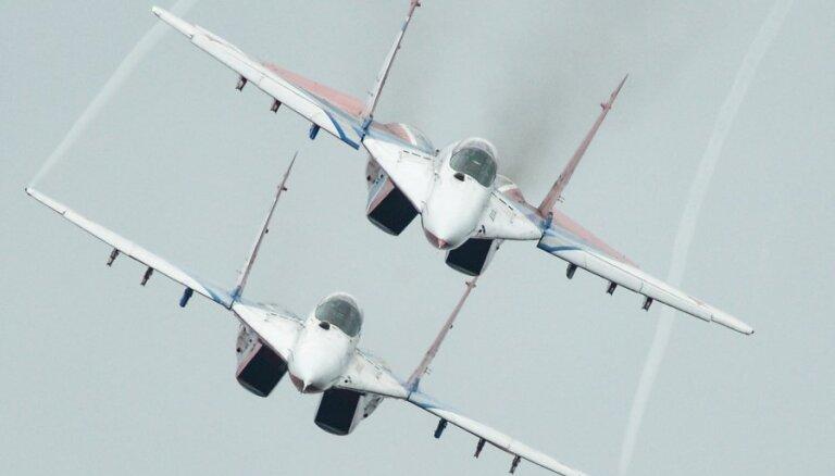 Болгария отказывается от российских боевых самолетов