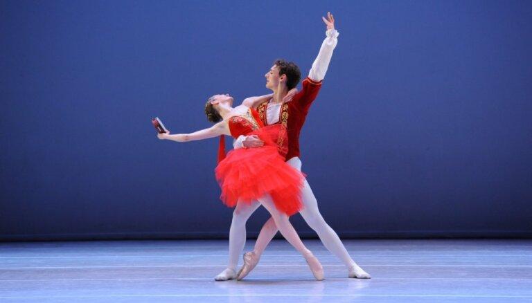 Izziņo 24. Starptautiskā Baltijas baleta festivāla Galā koncertu