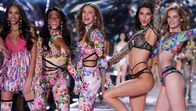 """ФОТО. Чем запомнилось красочное шоу """"Victoria's Secret"""""""