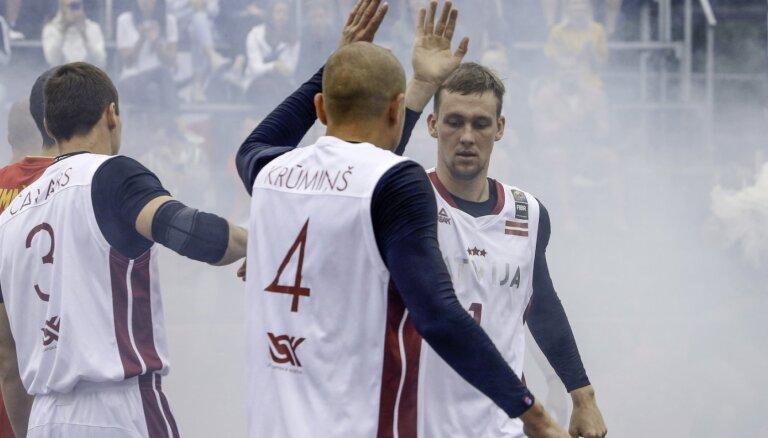 Latvijas 3x3 basketbola izlase olimpisko kvalifikācijas turnīru sāks ar spēlēm pret Nīderlandi un Austriju