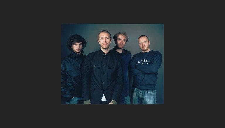Grupas 'Coldplay' 'X&Y' kļūst par tūkstošgades albumu