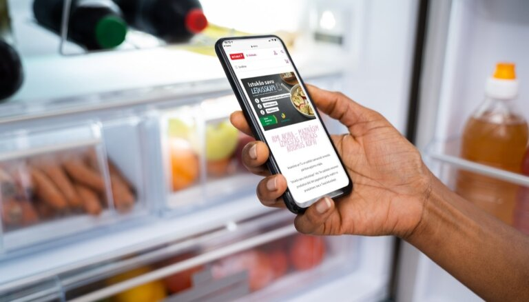 'Rimi' ievieš mākslīgā intelekta šefpavāru, kurš palīdzēs mazināt pārtikas atkritumus