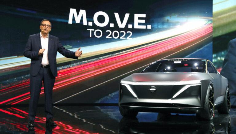 'Nissan' peļņa nokritusies līdz gandrīz desmit gados zemākajam līmenim