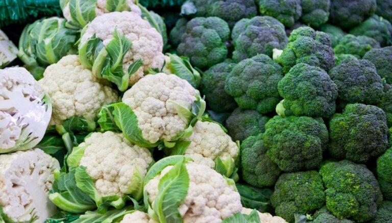 Ziedkāposts pret brokoli. Kurš veselīgāks?