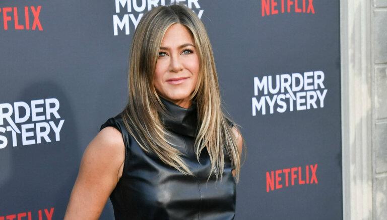 Deviņi interesanti fakti par aktrisi Dženiferu Anistoni