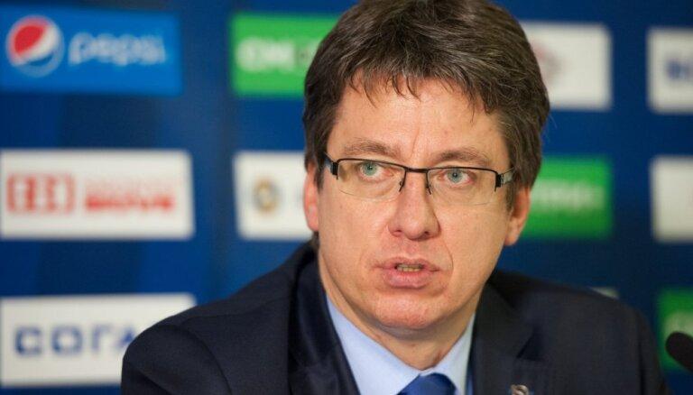 Man nav kauns par savu darbu Maskavas 'Dinamo', pauž Vītoliņš