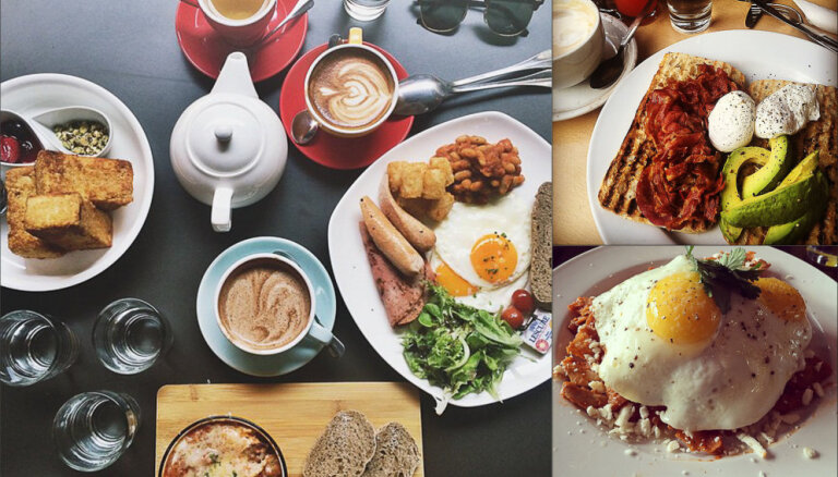 14 поздних завтраков, которые заставят тебя захлебнуться слюной