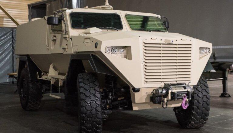Sāks jaunu Nacionālo bruņoto spēku auto iepirkumu