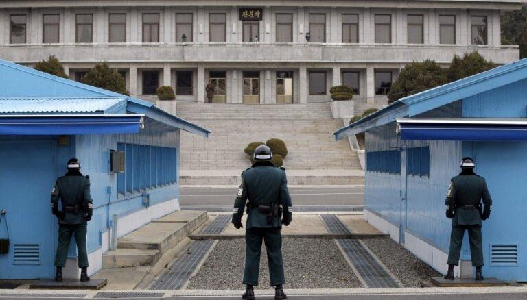 Hanojas samitā varētu paziņot par Korejas kara beigām, pauž Dienvidkoreja