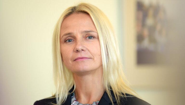 Пургайле: при присоединении КРФК к Банку Латвии работу могут потерять около 30 человек
