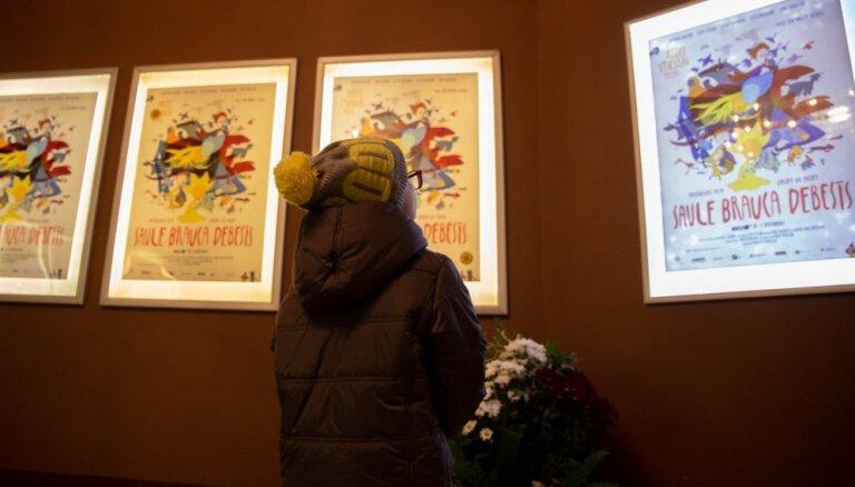 Pēc pirmizrādes Roze Stiebra aicina uz īpašu filmas 'Saule brauca debesīs' seansu