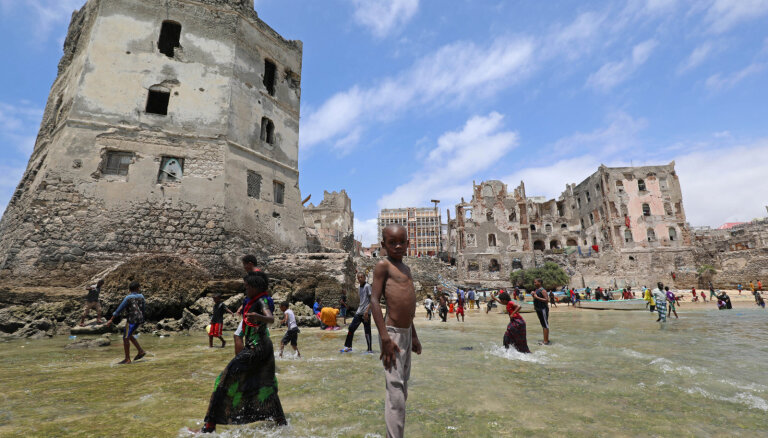 ASV pēc 28 gadiem atver vēstniecību Mogadīšo