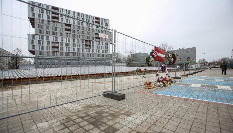 За 3,9 млн евро продана высотка на месте трагедии в Золитуде