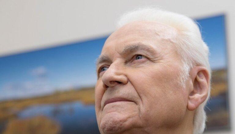 Экс-президент Эстонии предложил создать в стране склад ожидающих воскресения замороженных трупов