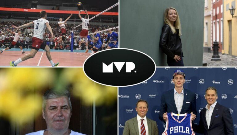 'MVP': Anžejs Pasečņiks NBA 'hameleonu rotaļās', Džabara atspere un Puče par rasismu