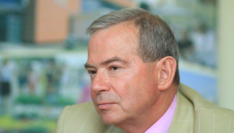 Lembergs noliedz saistību ar Panamā reģistrēto kompāniju 'Delvar Invest Incorporation'