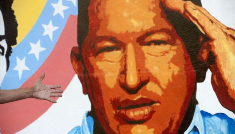 В Белоруссии поставят мюзикл про Уго Чавеса