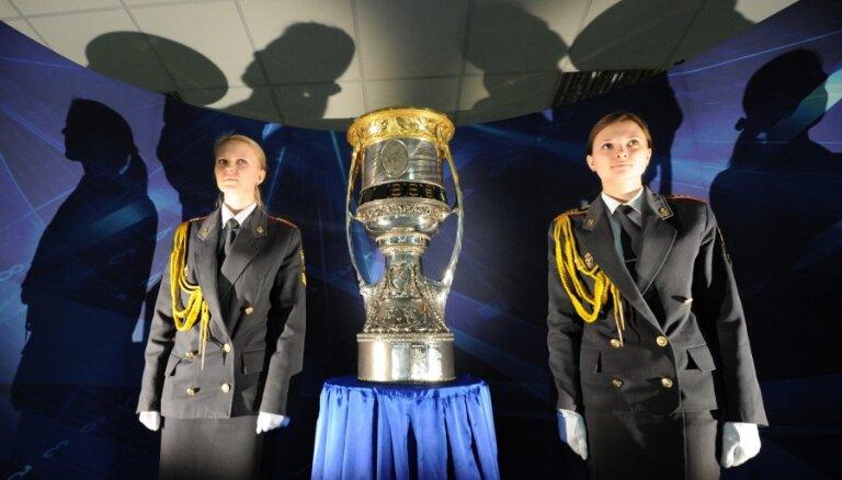 Liepājā būs apskatāms Gagarina kauss