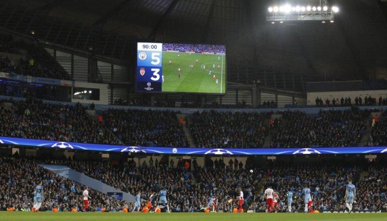 ВИДЕО. Голевое безумие в Лиге чемпионов: Манчестер и Леверкузен увидели 14 голов