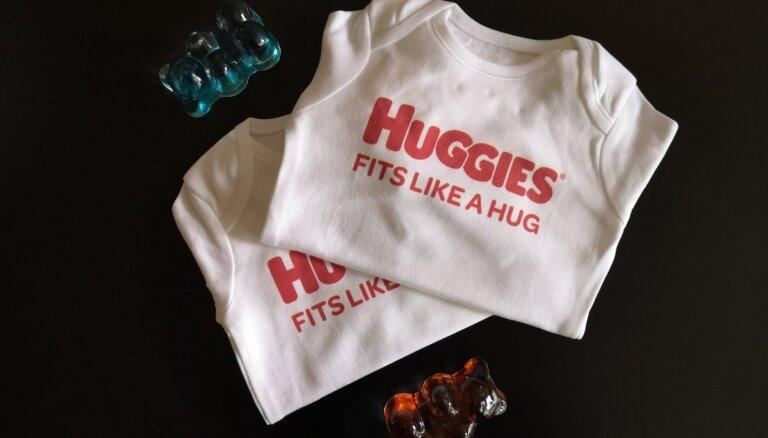 Noslēdzies 'Huggies' konkurss