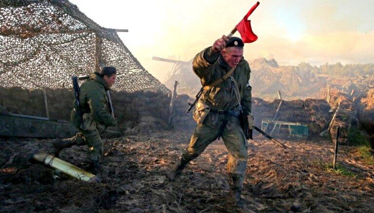 Kamčatkā armijnieki purvā izgāzuši munīciju 1,3 miljonu rubļu vērtībā