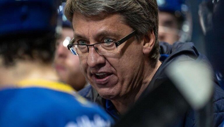 'Davos' nolīgst jaunu galveno treneri, Vītoliņš paliek bez darba