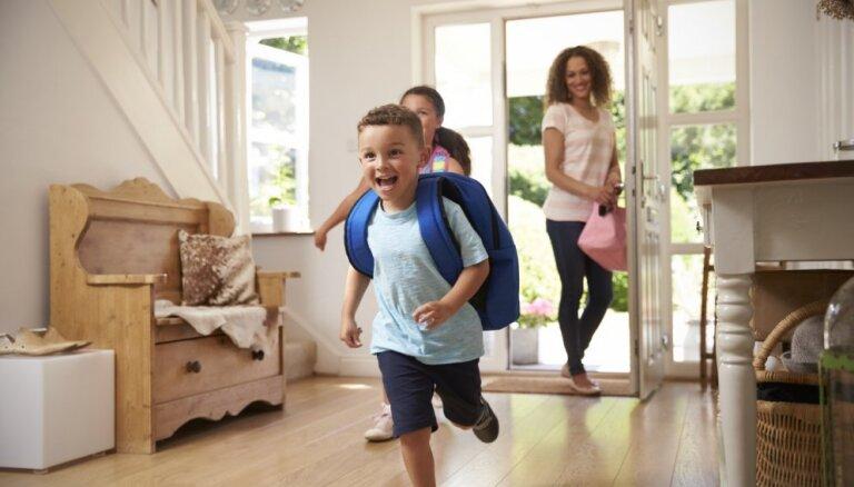 Pieci noderīgi ieteikumi mazu bērnu vecākiem, iekārtojot jaunu mājokli