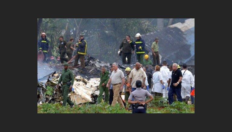 На Кубе объявлен национальный траур из-за катастрофы Boeing-737. Выжили три женщины