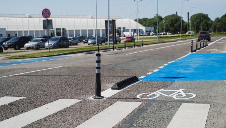 Izveidots veloceliņš maršrutā Centrs – Ķīpsala