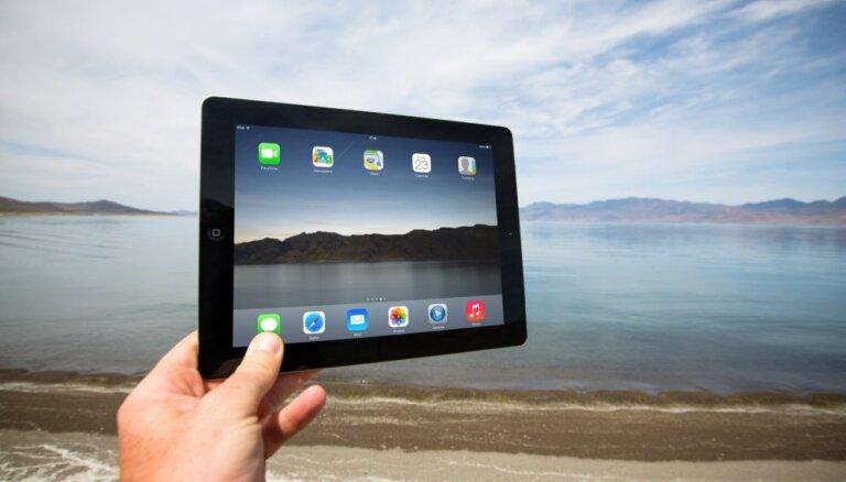 Atklāts 'iPad' ekrānsaudzētāja foto baisais noslēpums