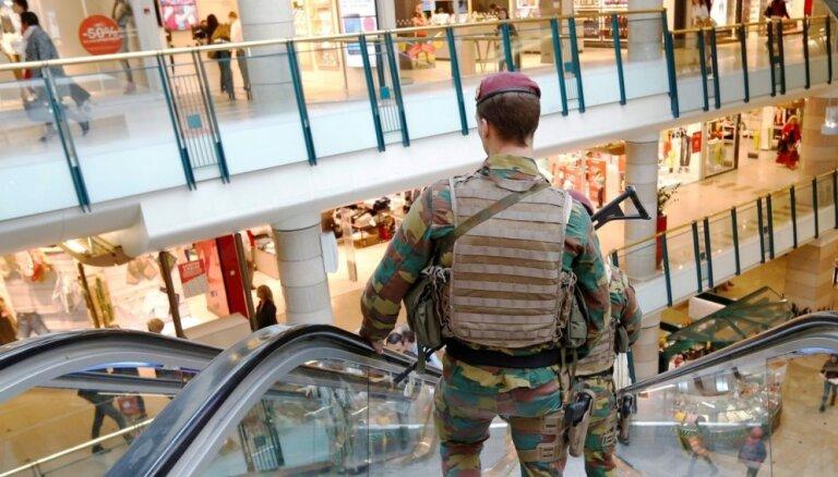 Pērn samazinājies Eiropā notikušo teroraktu skaits, bet prognozē jaunus uzbrukumus