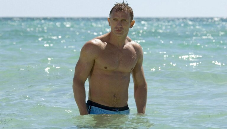 Daniels Kreigs: spēlēt Bondu ir labākais darbs pasaulē