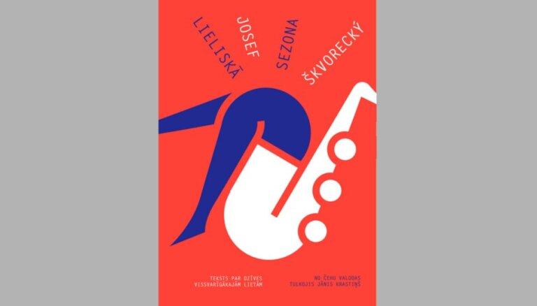 Apgāds 'Mansards' izdevis Josefa Škvorecka romānu 'Lieliskā sezona'