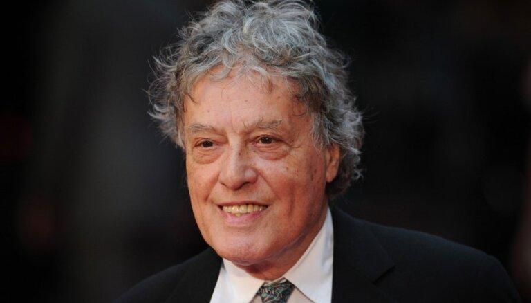 Prestižo Pintera balvu piešķir britu dramaturgam Tomam Stopardam