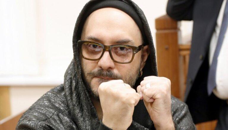 Суд освободил Кирилла Серебренникова из-под домашнего ареста