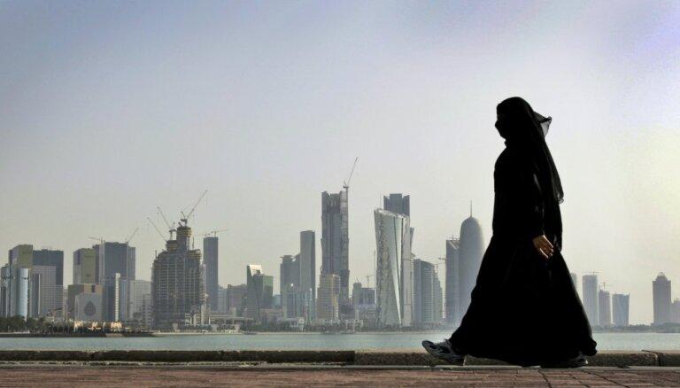 Četras valstis pārtrauc diplomātiskās attiecības ar Kataru, kritizējot terorisma atbalstīšanu