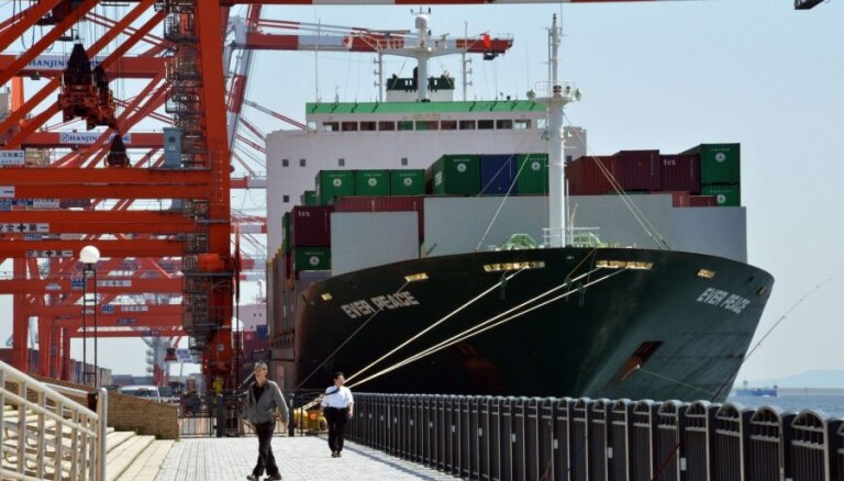 Japāna nepievienosies ASV kuģošanas drošības koalīcijai Tuvajos Austrumos