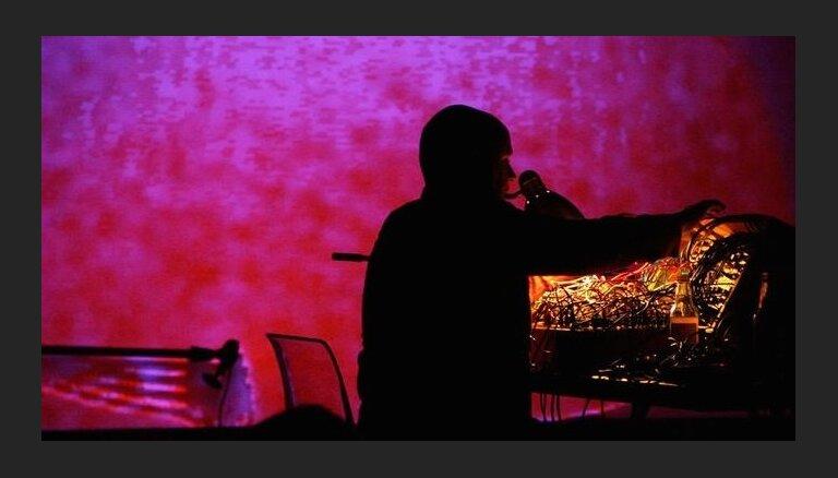 'Skaņu Mežā 2014' – Kīts Fulertons Vitmens