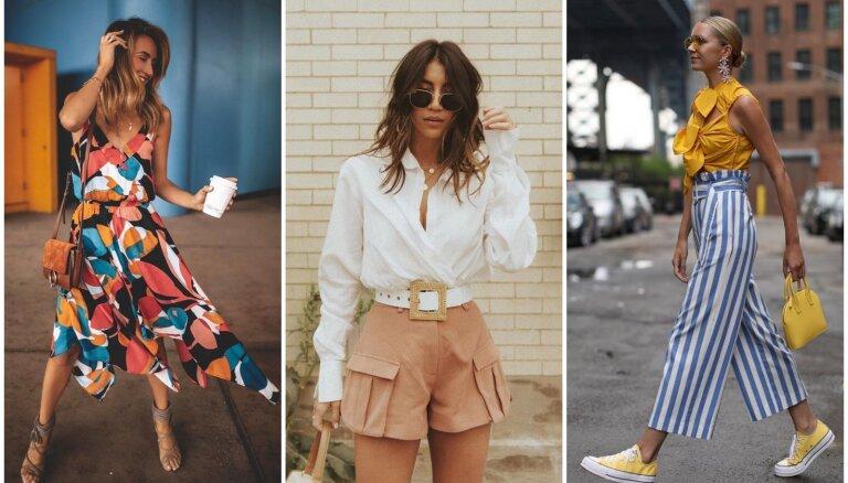 ФОТО. Как одеваться в июле: 31 идея стильных комбинаций на каждый день