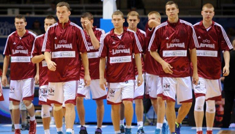 Назван список кандидатов в сборную Латвии