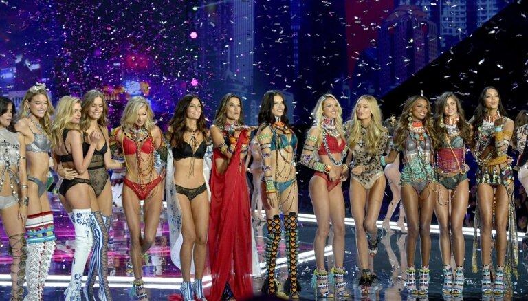Veselas ēras beigas: 'Victoria's Secret' pārtrauc sadarbību ar eņģeļiem