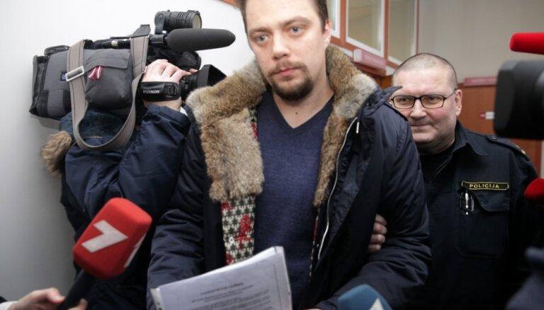Arī 'Maxima' būvinženierim Sergetam piemērota policijas uzraudzība