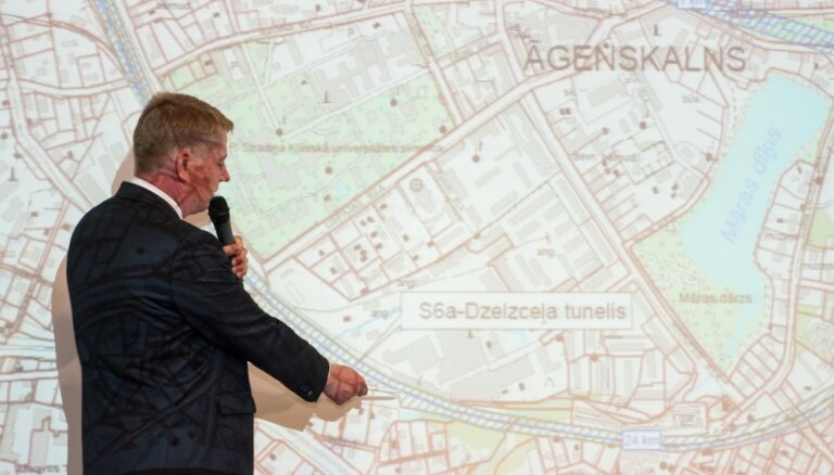 Matīss: informāciju KNAB 'Rīgas satiksme' sniedz 'kilogramiem'