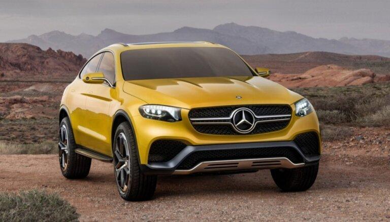"Mercedes обогнал Audi по продажам в ""люксовом"" сегменте"