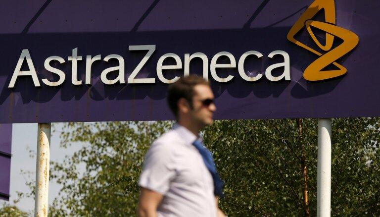 EZA ir stingri pārliecināta par ieguvumiem no 'AstraZeneca' vakcīnas