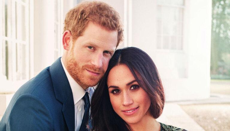 О принце Гарри и Меган Маркл снимут романтический фильм