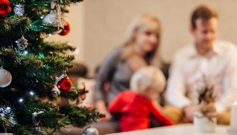 RSU antropologi: šis gads ļauj mainīt uzskatus par Ziemassvētkiem