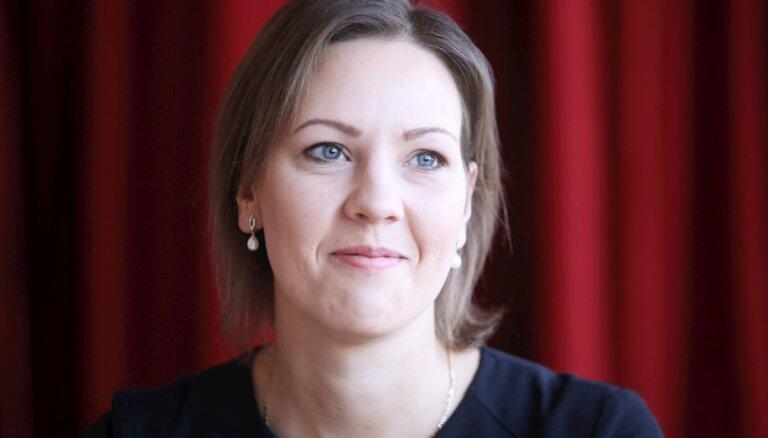 Anita Muižniece: Augstākā izglītība Latvijā ir nobadināta